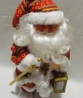 Mikołaj 40 cm - Mikołaj w biało - czerwonych kolorach (3)