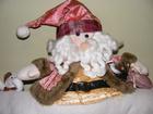 Mikołaj szpagat - siedzący Mikołaj (2)