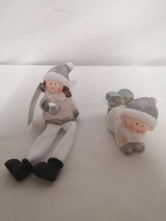 Figurki ceramiczne mini - najmniejsze z tej serii figurki (1)