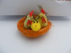 Dekoracja potrójna kura (2)