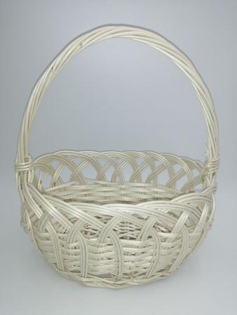 Koszyczek biały (1)