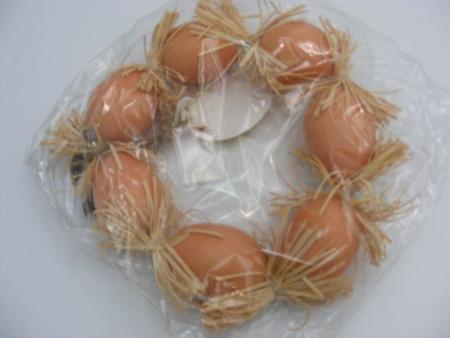 Wianek z jajek (1)