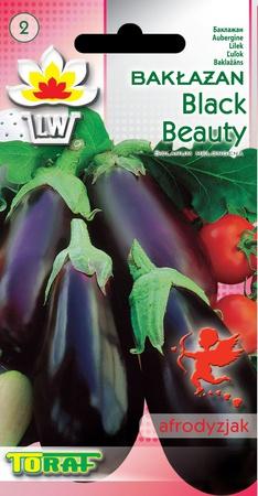 Bakłażan Black Beauty [1g] (1)
