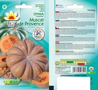 Dynia piżmowa Muscadet de Provence [3g]-późna (2)