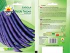 Fasola Purple Teepee [30g] - fioletowostrąkowa, szparagowa wczesna (2)