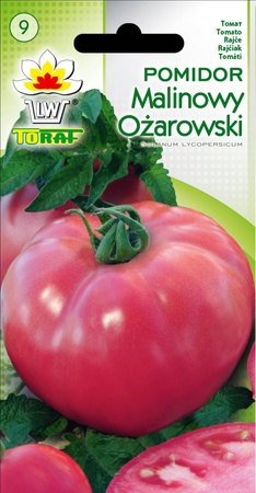Pomidor Mal. Ożarowski [0,5g] - wczesny, bardzo plenny (1)