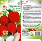 Rzodkiewka Carmesa [10g] - bardzo wczesna (2)