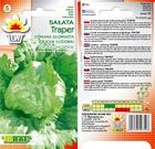 Sałata Traper [1g] - lodowa, krucha (2)