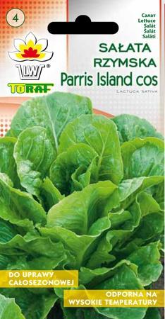 Sałata Rzymska Parris Island Cos [1g]- odporna na wysokie temperatury (1)