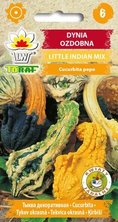 Dynia ozdobna Little Indian mix [2g] (1)