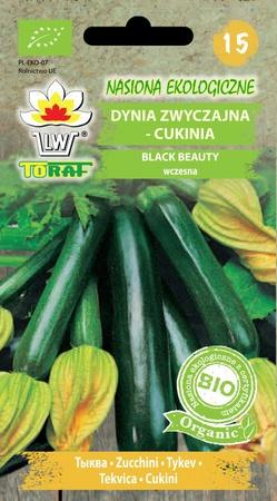 BIO Cukinia Black Beauty [2g] (1)