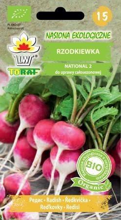 BIO Rzodkiewka National 2 [5g] (1)