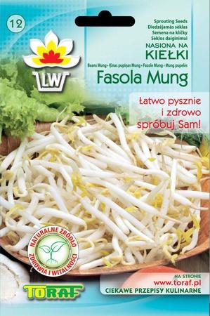 Kiełki Fasola Mung [50g] (1)